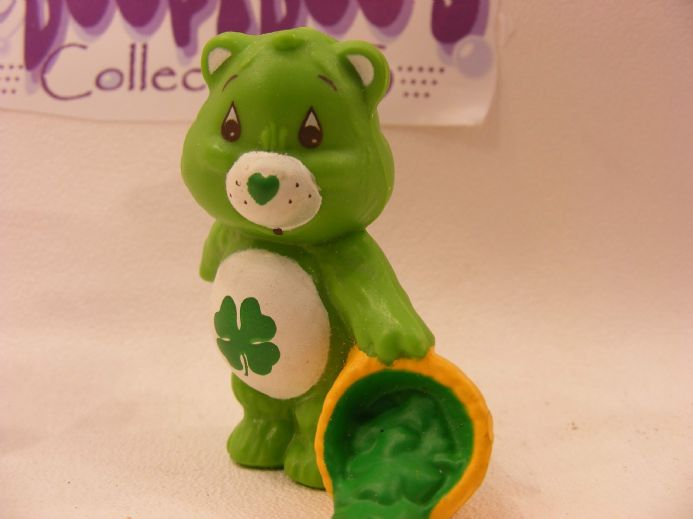 VINTAGE GOODLUCK CARE BEARS MINIATURE